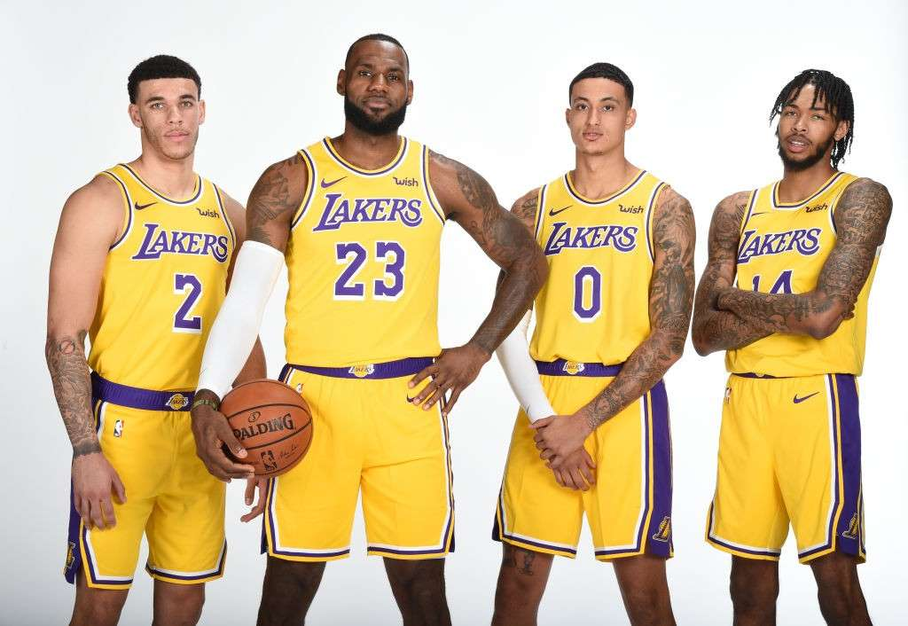 Nba Basketball Los Angeles Lakers: Los Angeles Lakers Team Preview